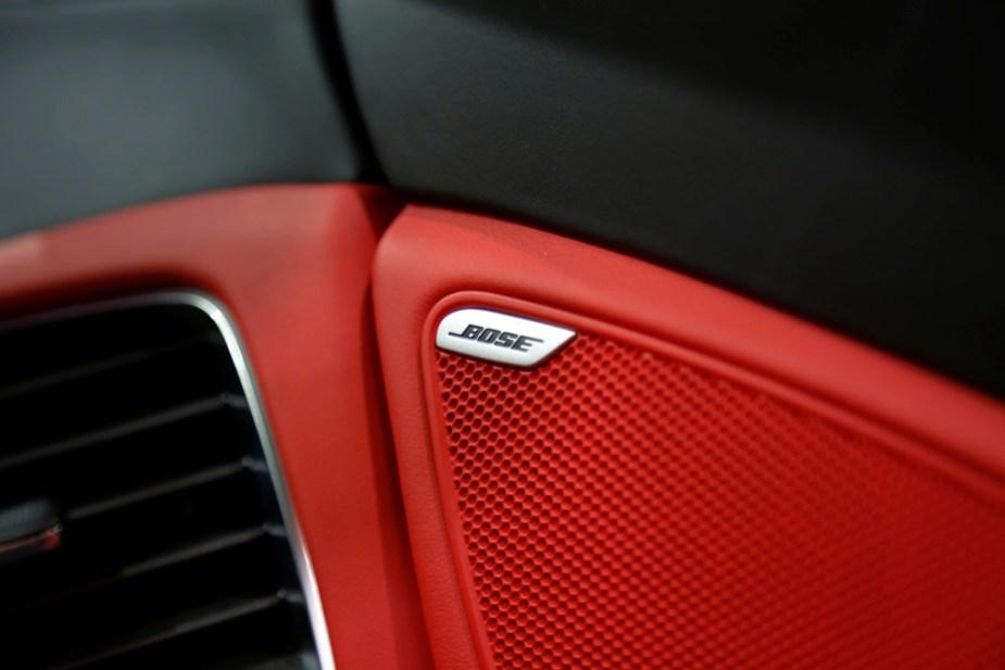 Corvette Interior Bose Speaker Grille