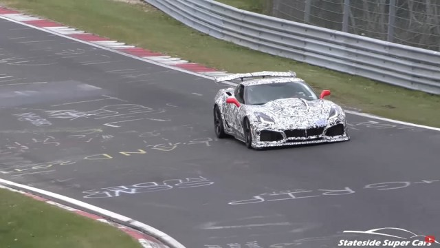 What does this latest video tell us about the upcoming ZR1?
