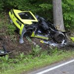 Corvettes Are Safe - C7 Crash