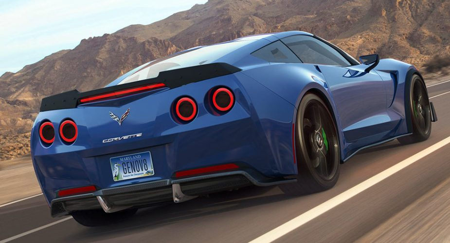 Electric Corvette