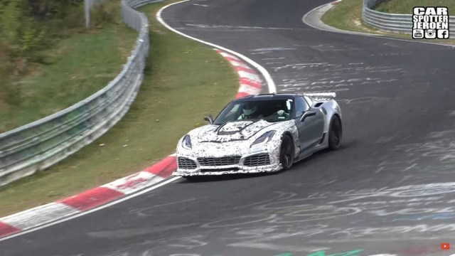 Despite the restrained aero, the upcoming ZR1 still looks (and sounds) great.