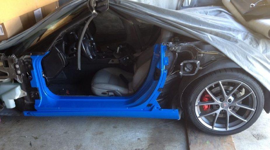 Corvette C6 Paint