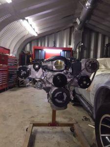 1973 Corvette Frame-Off Restoration