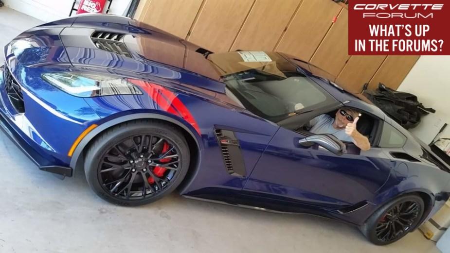 Corvette Forum Member in Z06