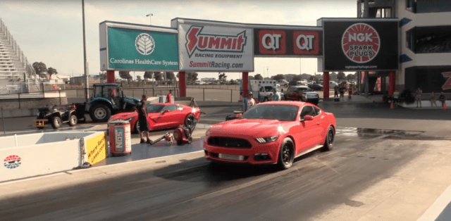 This Ford EcoBoost Mustang is a Corvette Killer.