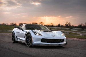 2018 Chevrolet Corvette Carbon Edition