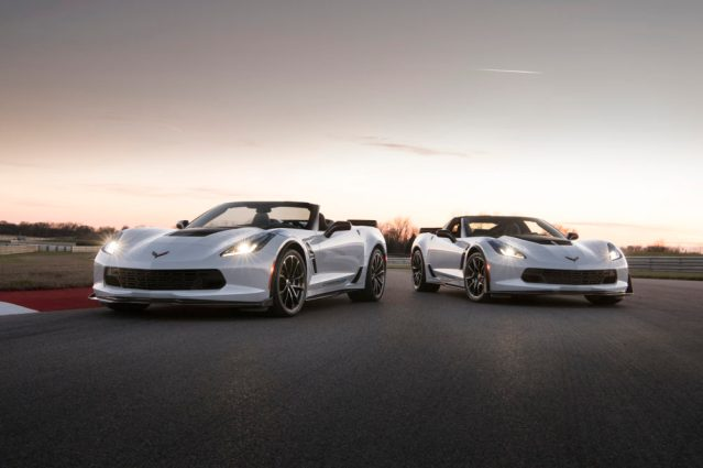 The 2018 Chevrolet Corvette won't be around for long.