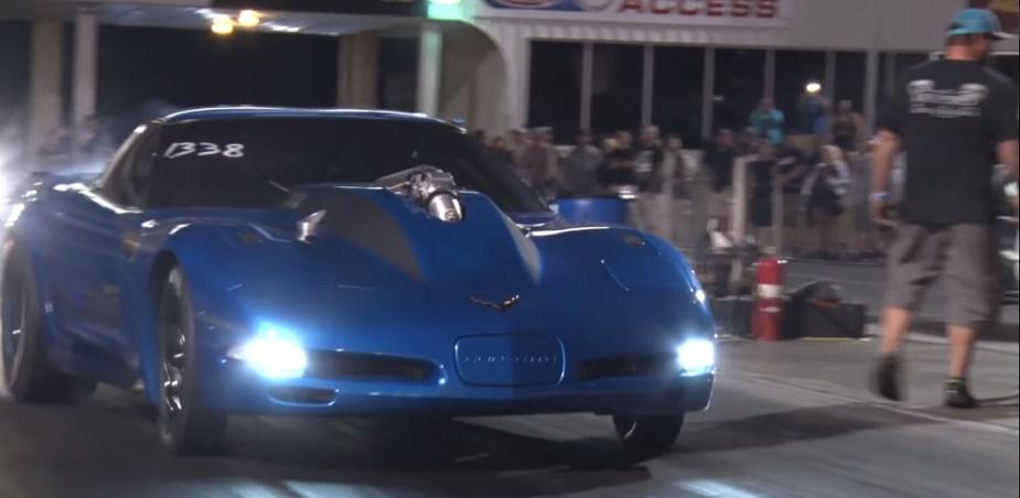 Fastest Corvette in the World Boasts 1,700 HP & Bald Eagles