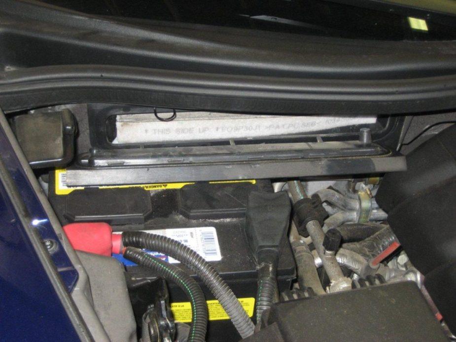 How To Corvette Battery
