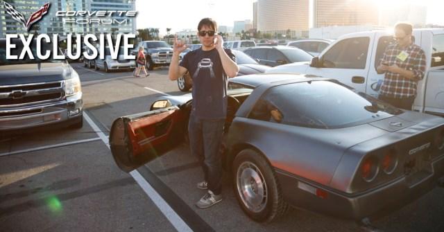 Bryan McQueen's 1985 Chevrolet Corvette C4