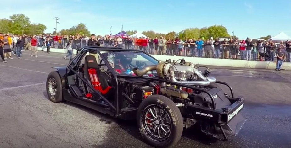 Leroy Corvette