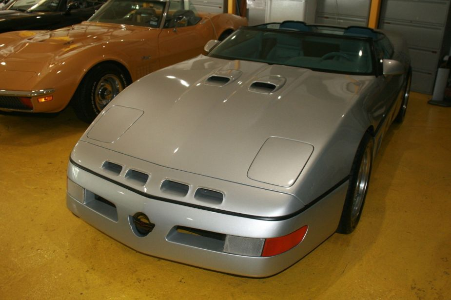 C4 Callaway Corvette Speedster