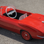 1963 Corvette Stingray kids electric car