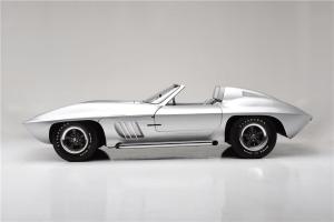 C2 Corvette Sting Ray Racer