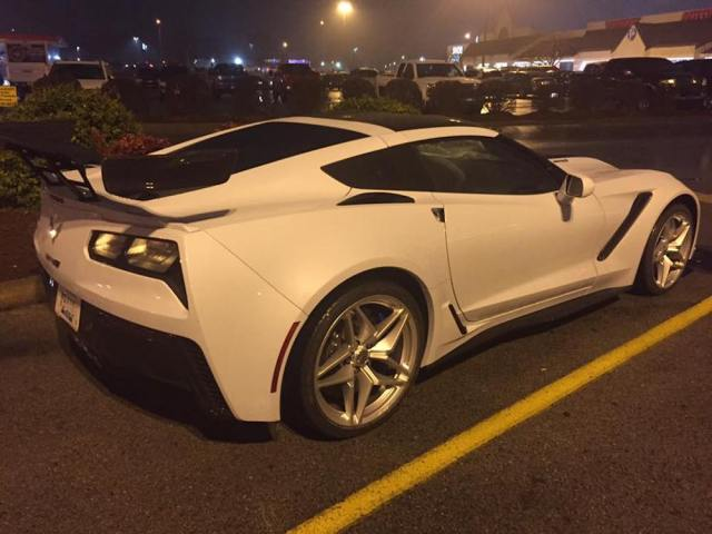 Corvette CR1