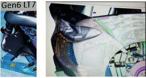 Mid-Engine Corvette Leaked Image