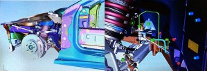 Alleged Mid-Engine Corvette CAD Images Leaked to Corvette Forum