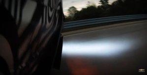 2019 Corvette ZR1 Exhaust Flames