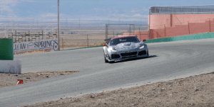 C7 Corvette ZR1 at Willow Springs