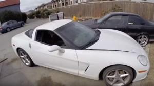 Formula Drift Corvette Build