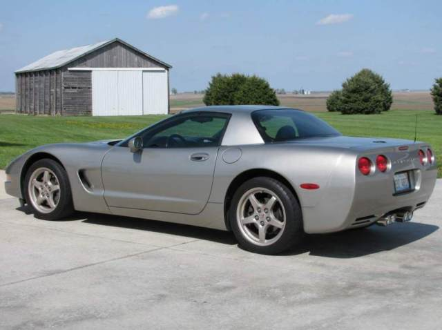C5 Z06 speedline mag wheels