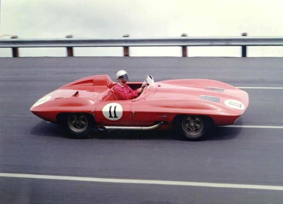 1959 Chevrolet Stingray Racer concept