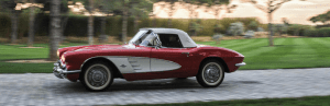 1961 Corvette Roadster Bonhams Auction