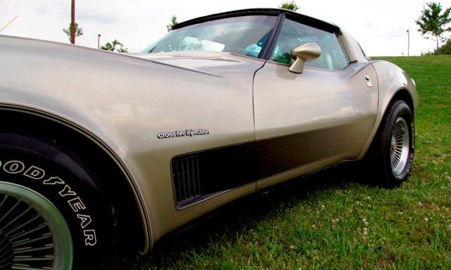 1982 Corvette Collector's Edition