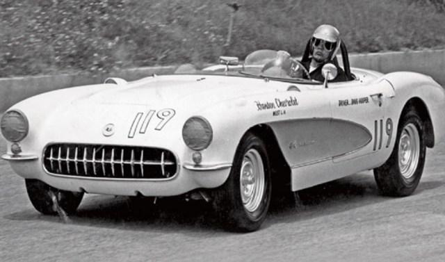 Corvette Forum - Dan Gurney 1957 Chevy Corvette