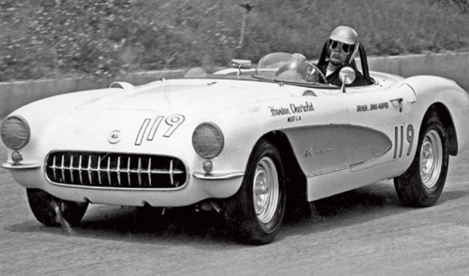 Corvette Forum - 1957 Chevrolet Corvette Dan Gurney