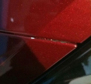 Paint Issues On A Brand New C7 Corvette