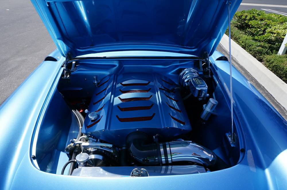 Corvetteforum.com 1957 Corvette Restomod LS1 Craigslist Find
