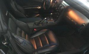 2009 Z06 Interior