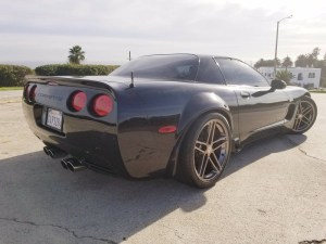 Corvetteforum.com Craigslist C5 Z06 C6 Conversion