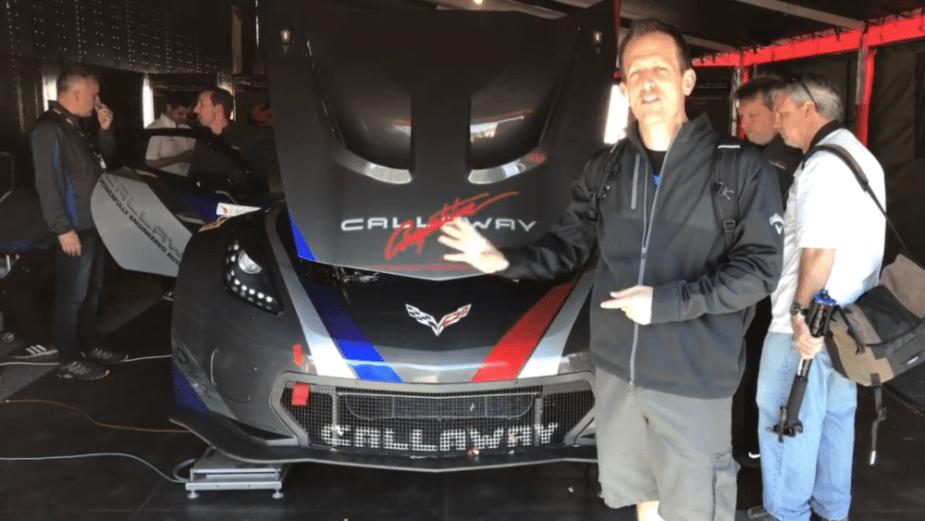 Corvetteforum.com Callaway Corvette GT3R C7.R PWC Pirelli World Challenge