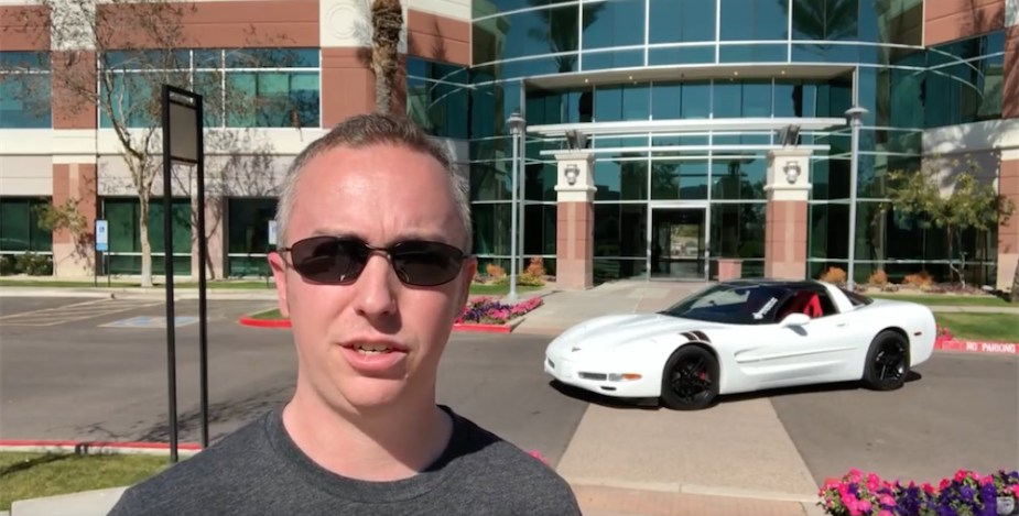 Millennials and Corvettes.