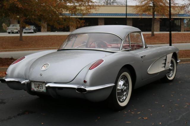 Corvetteforum.com Jerry and June Smith Corvette Collection Auction
