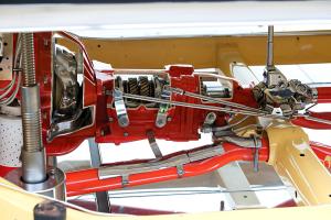 Corvette Cutaway