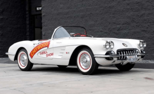 Chitwood Thrill Show Corvette