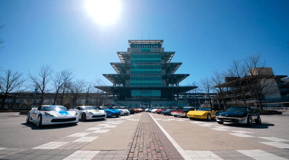Corvette Pace Cars