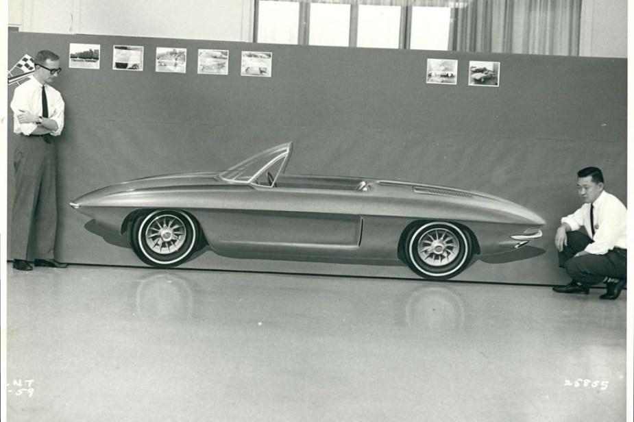 XP-719 Corvette