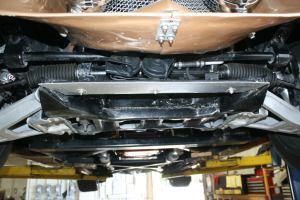Art Deco Corvette body kit custom re-body C4