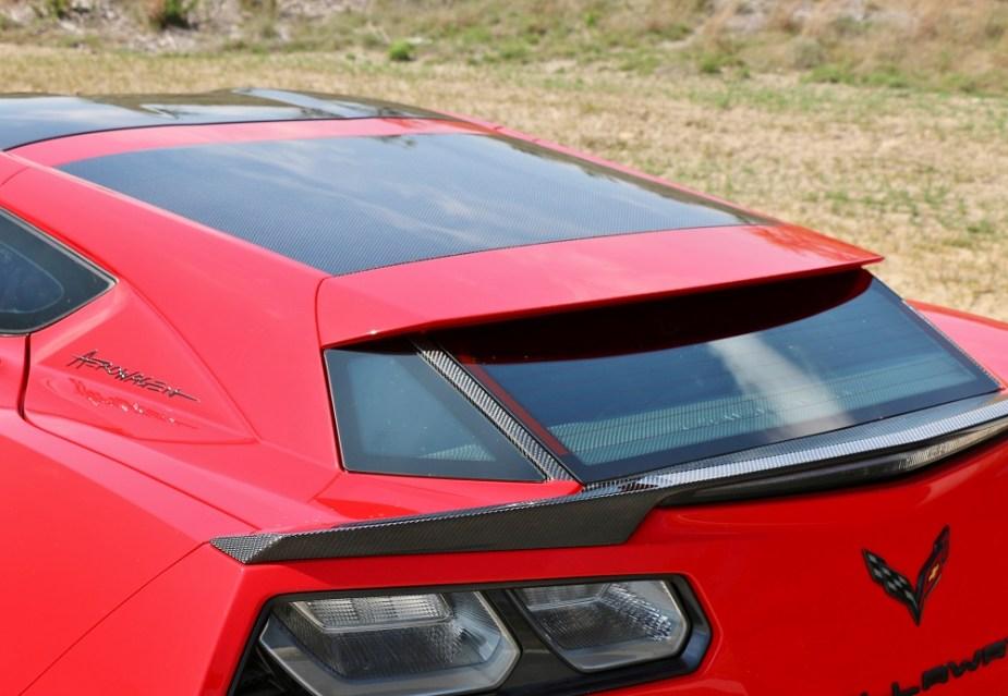 corvetteforum.com Callaway SC757 Corvette Z06 AeroWagen