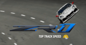 ZR1 Top Speed test