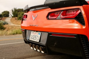 Corvetteforum.com 2018 Chevrolet Corvette Grand Sport Chevy Review Test Drive