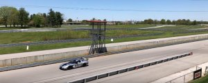 Corvette Race Track NCM