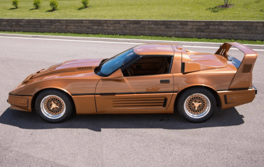 Period-Modified 1984 Chevrolet Corvette