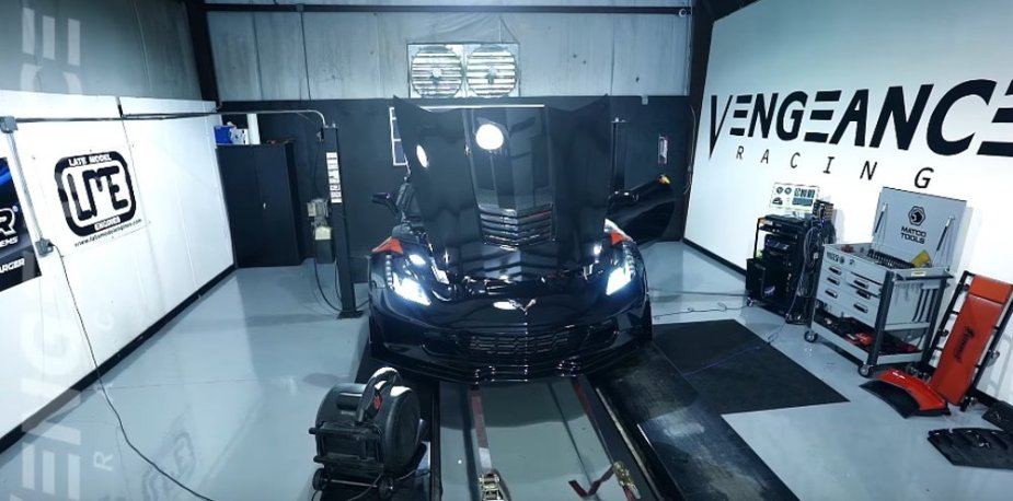 Evil GS Corvette Dyno