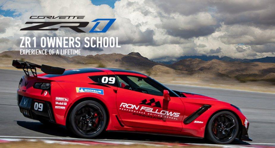 ZR1 Owner's School