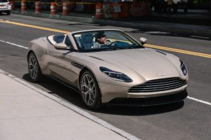 Corvette Grand Sport convertible Aston Martin DB11
